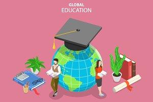 Global online education