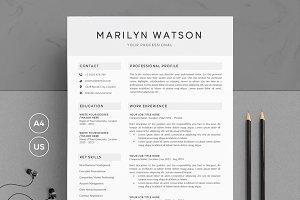 Resume/CV - MW