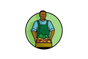 African American Green Grocer Greeng