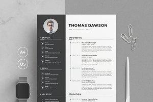 Resume/CV - TD