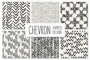 Chevron. Seamless Patterns Set v.2
