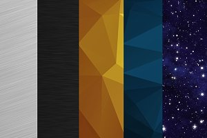 Abstract backgrounds-free pack