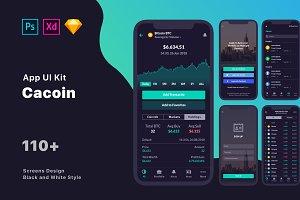 CaCoin Crypto Market