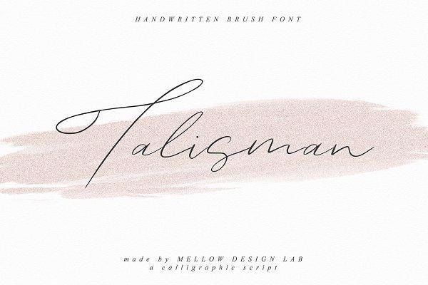 Talisman Script