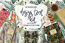 Design Tool Kit  by  in Patterns