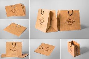 Appealing Shopping Bag Mockups