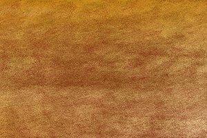 Orange textured background.