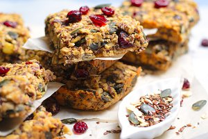 Granola Bars, Superfood Homemade
