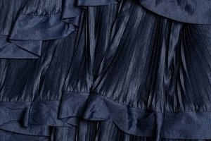 Pleats Detail