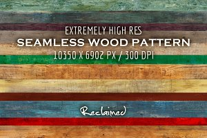 Extremely HR seamless wood pattern O