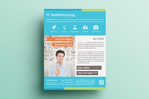 Creative Marketing Flyer V13