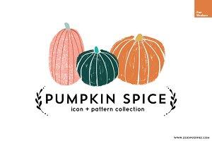 Pumpkin Illustrations