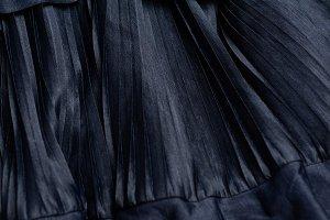 Pleats Detail