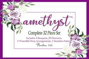 Amethyst Design Collection