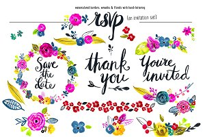 RSVP Invitation Set