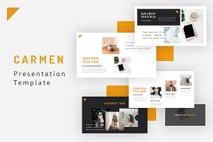 Carmen - Creative PowerPoint