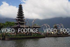 Hindu temple on the island of Bali