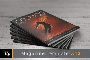 Cosmos Magazine Template