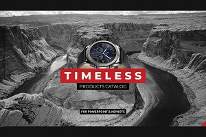Timeless Products Catalog