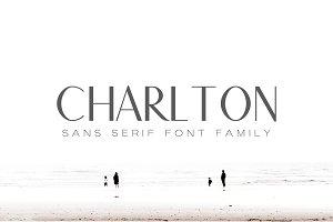 Charlton Sans Serif Font (Update)