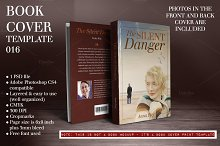 Book Cover Template 016