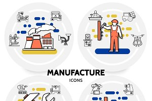 Production and manufacture concept