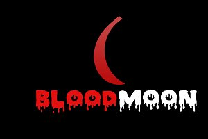 Bloodmoon Logo Template