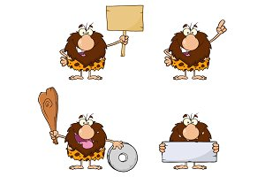 Funny Male Caveman Collection - 8