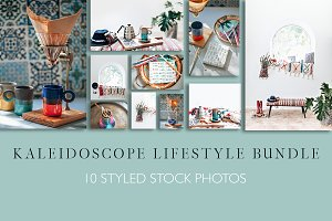 Kaleidoscope Lifestyle Photo Bundle