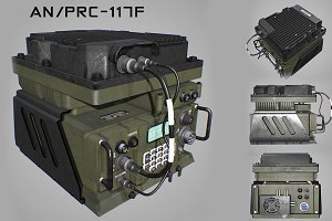 Army Radio Transceiver