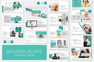 Moonlight Creative Powerpoint