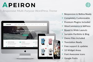 Apeiron | Responsive Multi-Purpose