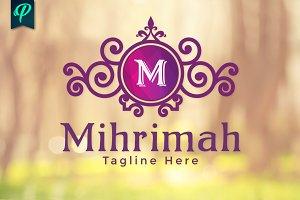 Mihrimah - Luxury Vintage Logo