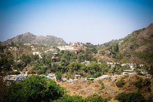 Mount Abu Hill Station
