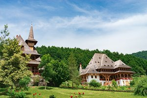 The Beautiful Maramures County of