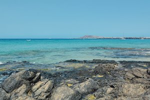 Amazing seascape panorama