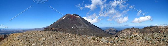 Mt. Ngauruhoe - Nature