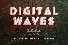 digital generated