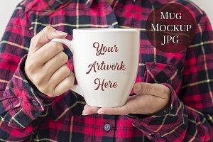 Bistro Mug Mockup