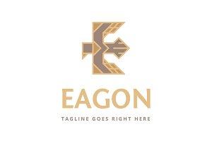 Eagon Letter E Logo Template