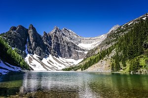 Lake Agnes-Banff Alberta Canada