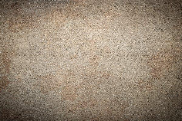 Dark brown stone or slate wall