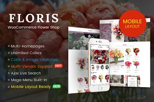 Floris - WooCommerce Flower Shop