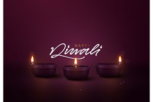 Celebrate Diwali festival of lights.