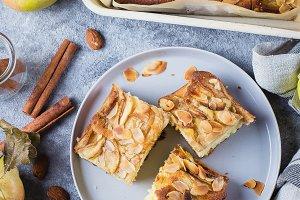 Autumn Apple Pie.