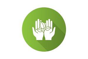 Greening icon