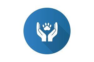 Animal welfare icon