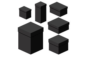 Isometric black boxes