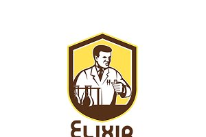 Elixir Pharmaceuticals Logo