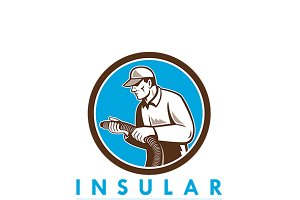 Insular Insulation Company Logo